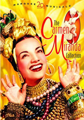 CARMEN MIRANDA - THAT GIRL FROM RIO